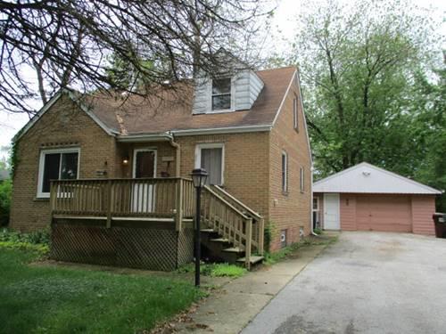 22442 Lawndale, Richton Park, IL 60471