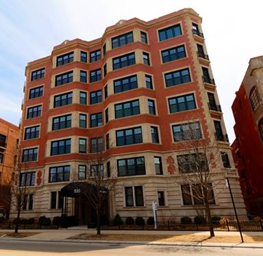 325 W Fullerton Unit 301, Chicago, IL 60614 Lincoln Park