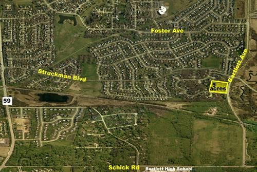 0 Nw Keim Trail & Bartlett, Bartlett, IL 60103