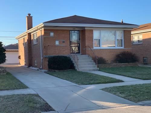 604 Bensley, Calumet City, IL 60409
