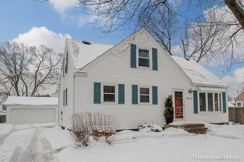 605 N Grace, Lombard, IL 60148