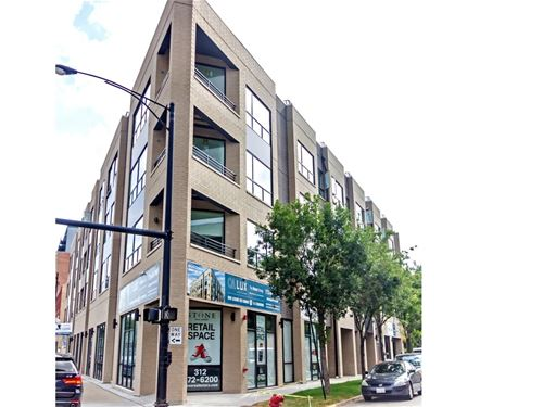 1650 W Adams Unit 303, Chicago, IL 60612