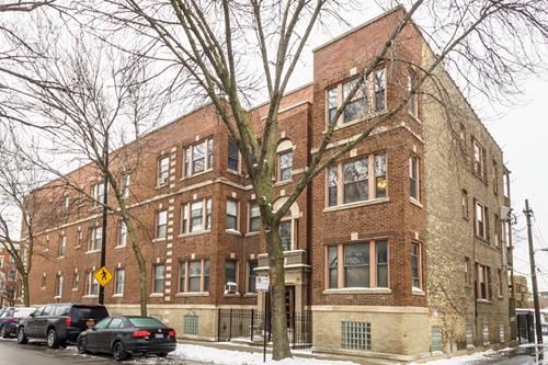 1144 W Montrose Unit 2, Chicago, IL 60613 Uptown