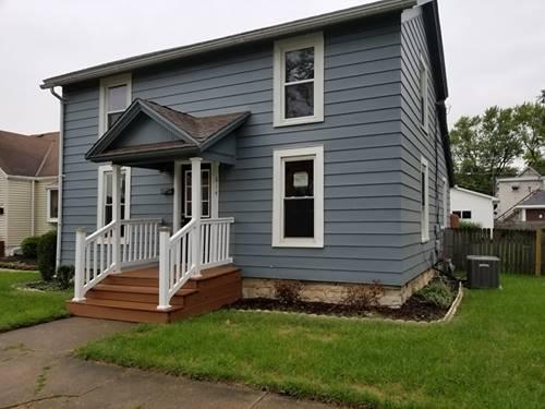 614 E North, Morris, IL 60450