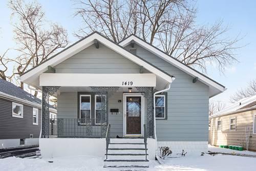 1419 N Raynor, Joliet, IL 60435