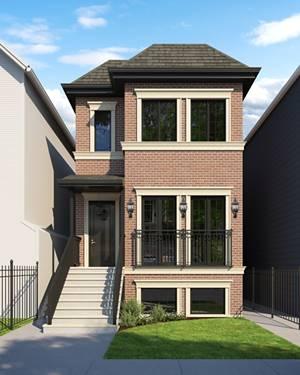 3425 N Hamilton, Chicago, IL 60618 Roscoe Village