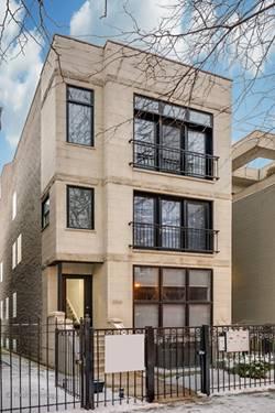 939 N Wolcott Unit 2, Chicago, IL 60622 Noble Square