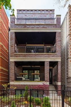 3228 N Seminary Unit 2, Chicago, IL 60657 Lakeview