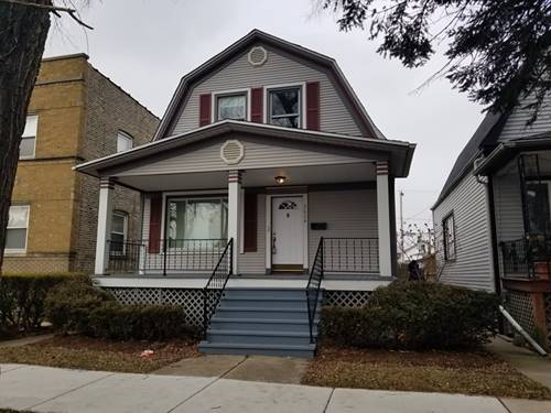 3604 N Christiana, Chicago, IL 60618