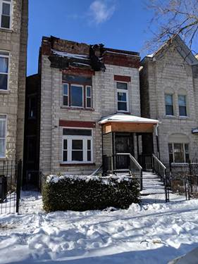 4630 S Evans, Chicago, IL 60653