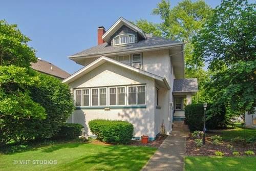 838 N Kenilworth, Oak Park, IL 60302