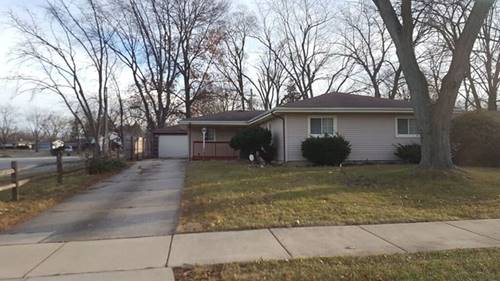 417 N Orchard, Park Forest, IL 60466