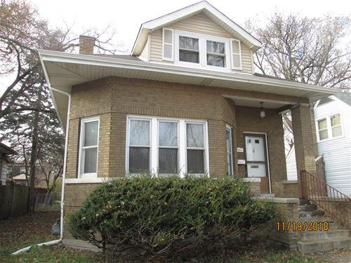 13834 S Michigan, Riverdale, IL 60827