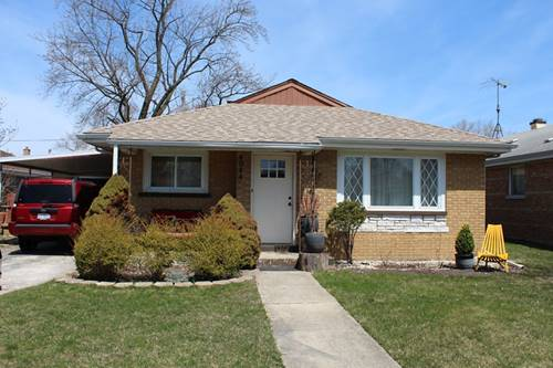 4044 Grant, Oak Lawn, IL 60453