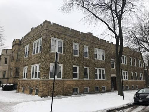 2703 W Ardmore, Chicago, IL 60659