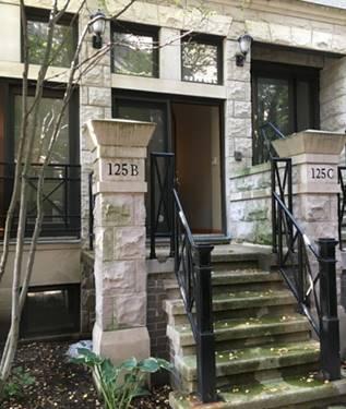125 W Oak Unit B, Chicago, IL 60610 Near North