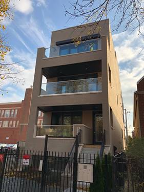 2731 W Cortez Unit 3, Chicago, IL 60622