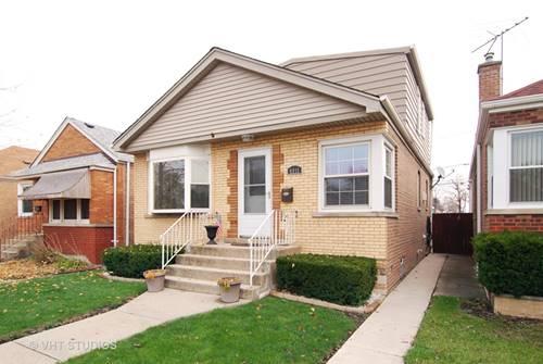 4911 S La Crosse, Chicago, IL 60638