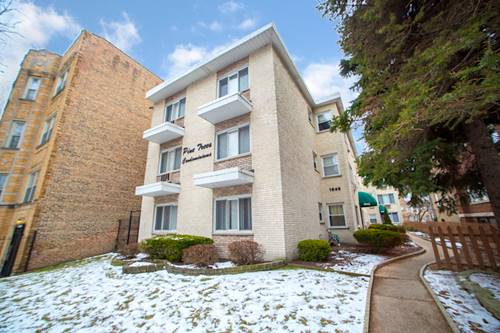 1647 W Farwell Unit 3C, Chicago, IL 60626