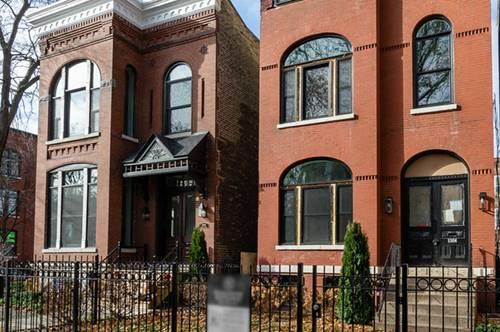1304 N Hoyne Unit 3, Chicago, IL 60622 Wicker Park