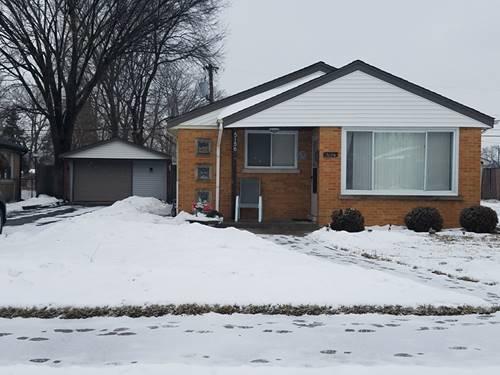 5156 W 90th, Oak Lawn, IL 60453