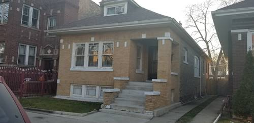 6110 S Whipple, Chicago, IL 60629