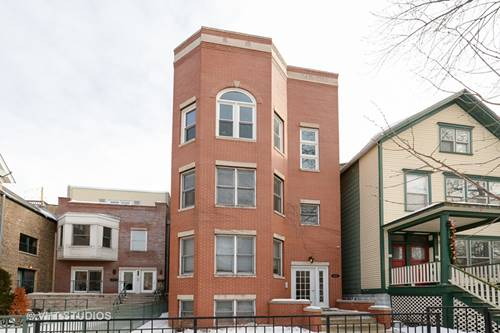 3051 N Clifton Unit 2, Chicago, IL 60657 Lakeview