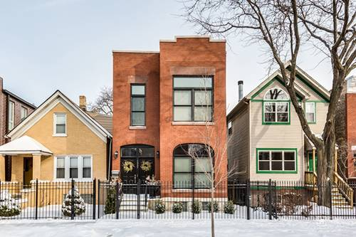1337 N Bell, Chicago, IL 60622 Wicker Park