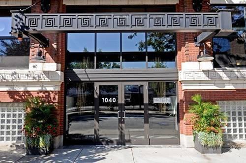 1040 W Adams Unit 470, Chicago, IL 60607 West Loop