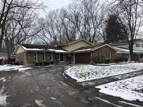 18344 Carpenter, Homewood, IL 60430