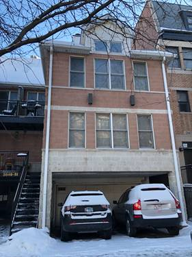 2849 N Southport Unit A, Chicago, IL 60657 Lakeview