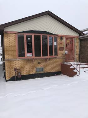6512 W 63rd, Chicago, IL 60638 Clearing West