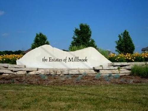 Lot 132 Estates Of Millbrook, Millbrook, IL 60536