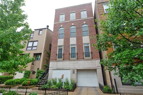 1654 N Mohawk Unit 3, Chicago, IL 60614 Lincoln Park
