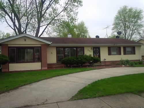 931 187th, Homewood, IL 60430