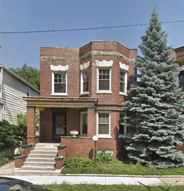 7051 S Eberhart, Chicago, IL 60637 Park Manor