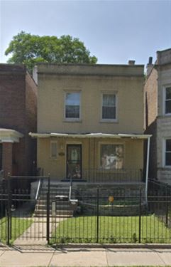 7026 S Calumet, Chicago, IL 60637