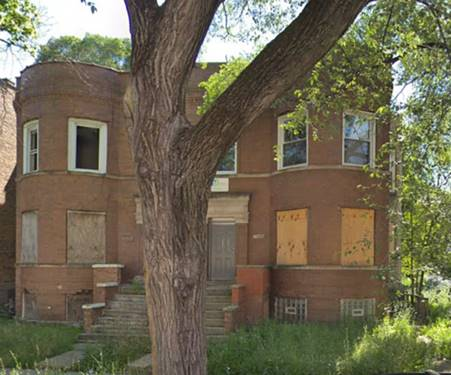 6223 S St Lawrence, Chicago, IL 60637 West Woodlawn