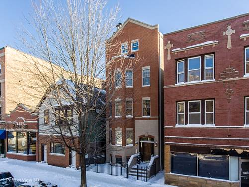 3351 N Southport Unit 3, Chicago, IL 60657 Lakeview