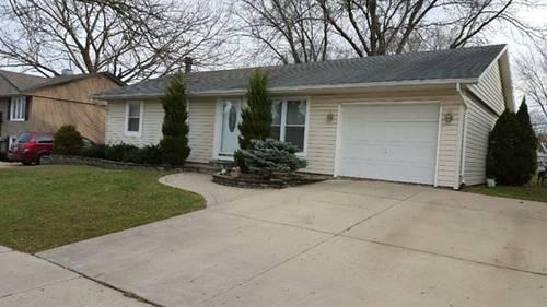 1309 N Green Meadows, Streamwood, IL 60107