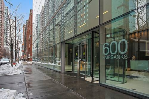 600 N Fairbanks Unit 2506, Chicago, IL 60611 Streeterville