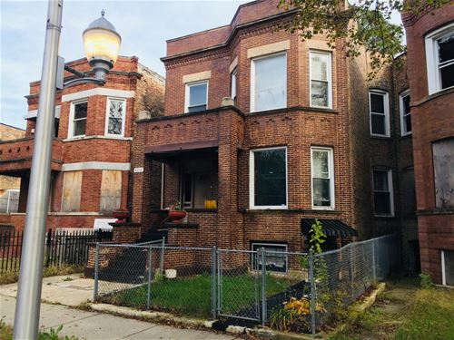 6219 S St Lawrence, Chicago, IL 60637 West Woodlawn