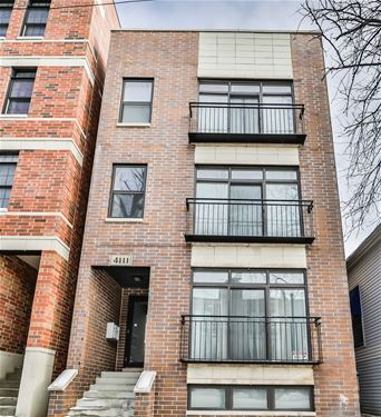 4111 N Western Unit 1, Chicago, IL 60618 North Center