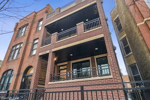 2218 N Halsted Unit 3, Chicago, IL 60614 Lincoln Park