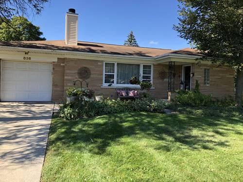 836 Cedar, Deerfield, IL 60015