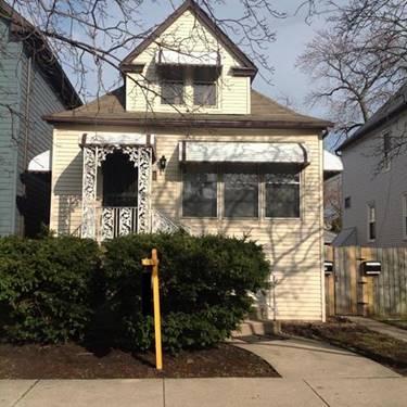 4119 N Ridgeway, Chicago, IL 60618 Irving Park