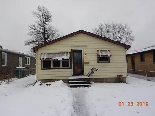 1224 N Raynor, Joliet, IL 60435