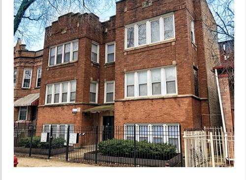 1528 N Avers, Chicago, IL 60651