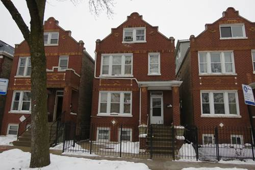4136 S Rockwell, Chicago, IL 60632