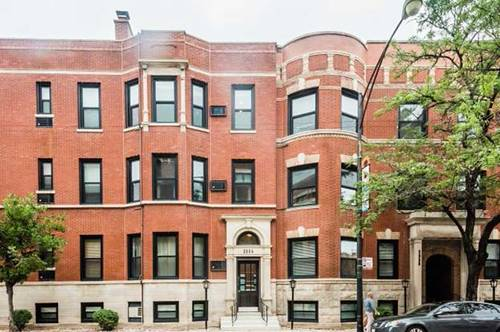 2912 N Halsted Unit G, Chicago, IL 60657 Lakeview